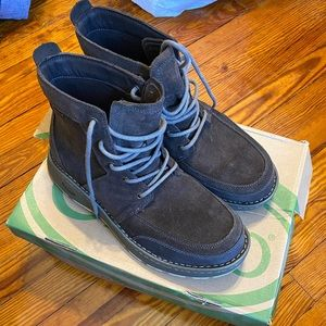 Chaco waterproof boots.